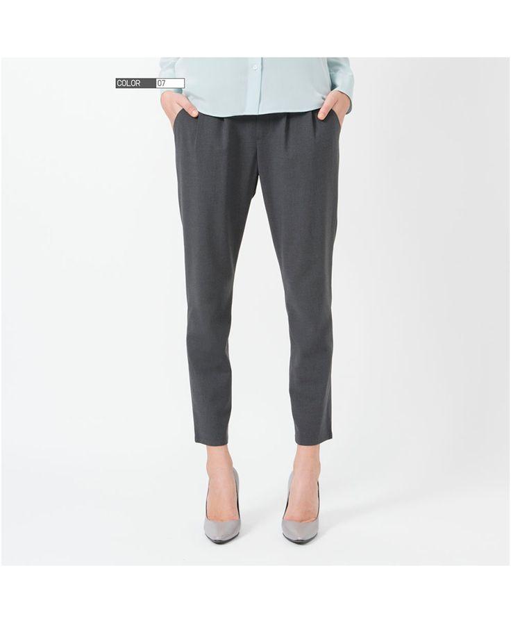 Perfect WOMEN Ankle Length Pants  UNIQLO