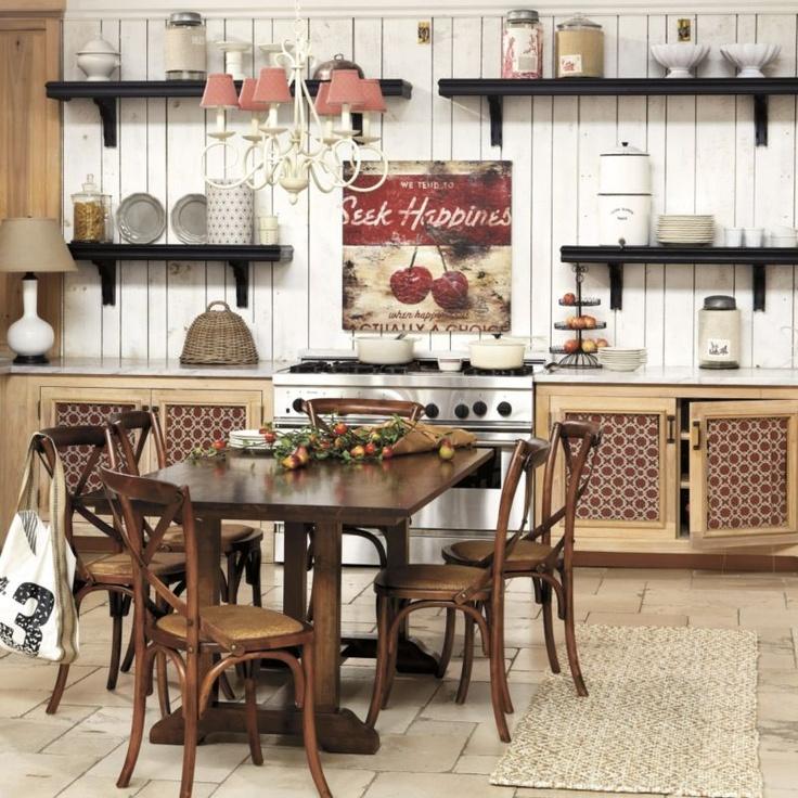 ballard designs cafe shelving restaurant design pinterest shutter shelf ballard designs