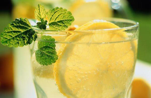 лимон способствует сжиганию жира
