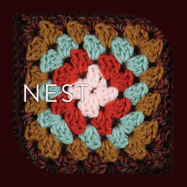 YOH-06 Nest Crochet & knitting Pinterest
