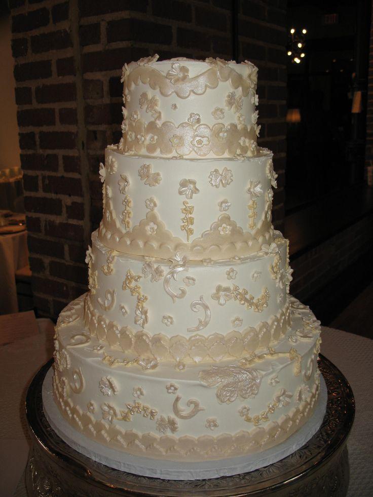 Wedding Cake Cheesecake Etc