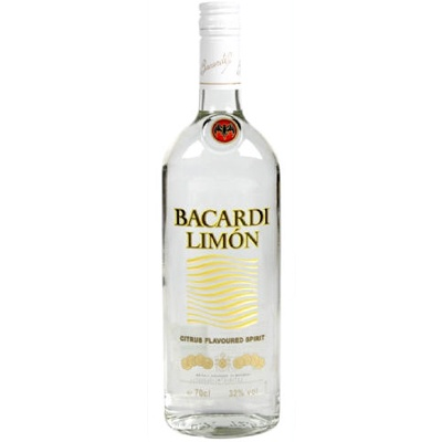 how to drink bacardi limon
