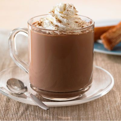Mexican Hot Chocolate Recipe from Land O'Lakes
