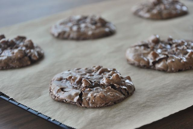 101 Cookbooks' Chocolate Puddle Cookies | Cookies and Such ...