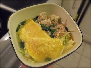 Pork Dumpling Soup (Dan Jaio) SFGF   SFGF Dinner   Pinterest