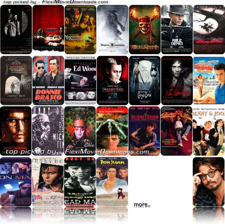 johnny depp movies lis...