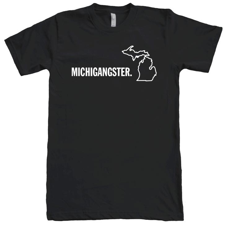Michigangster T-Shirt