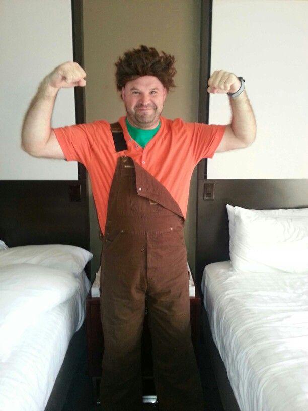 Wreck it Ralph Halloween Costume