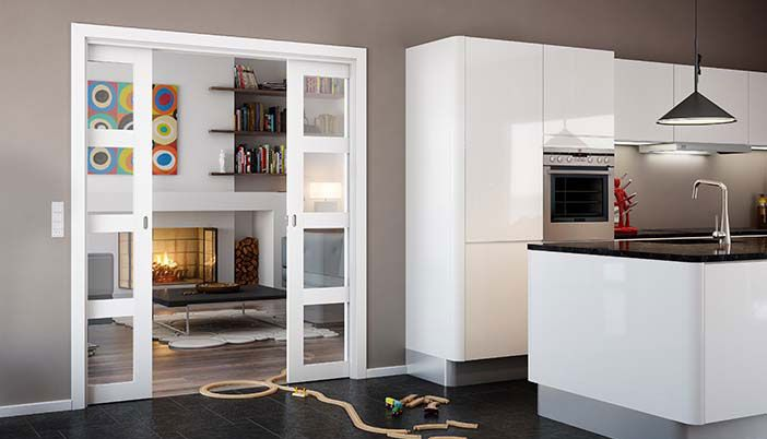 Room Divider Doors Ideas For The Home Pinterest