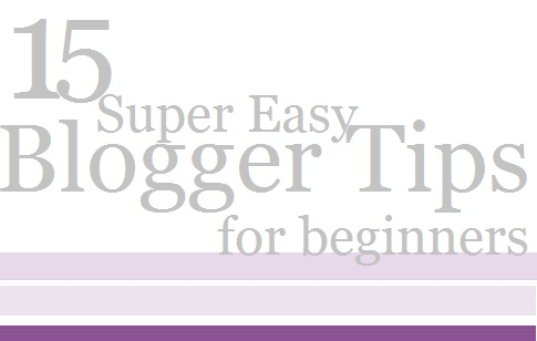 blogging advice beginners from experts