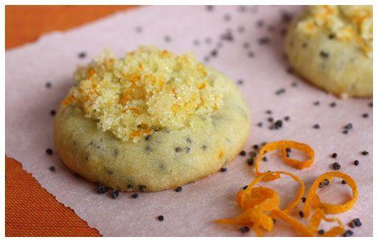 Orange Poppy Seed Drops | Cookies | Pinterest