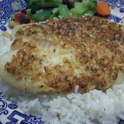 Broiled Tilapia Parmesan | Favorite Recipes | Pinterest