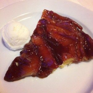 Plum Tarte Tatin | Cooking In Manhattan Recipes | Pinterest