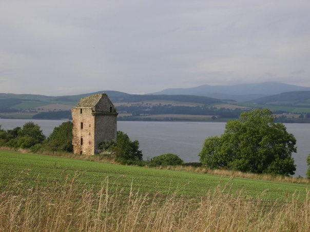 Scotland. Castle Craig, an Urquhart castle, is an impressive ruin on the Cromarty Firth. Because each floor was stone vaulted (rather than using wooden beams) it has survived to its full height since being abandoned in 1640.