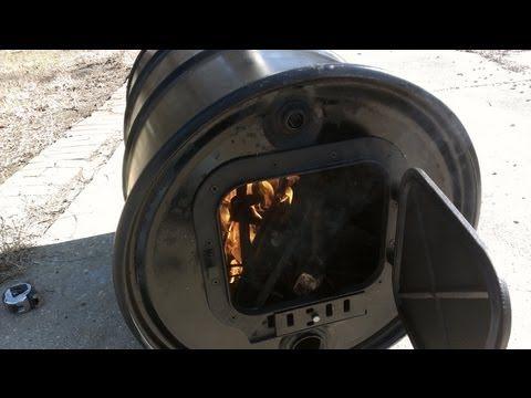 Como hacer una estufa de le a youtube chimeneas - Chimeneas de barro ...
