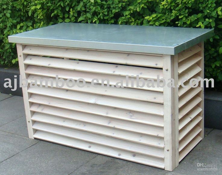 Air Conditioner Cover Hardscapes Pinterest