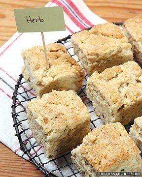 Buttermilk Herb Biscuits | Recipe