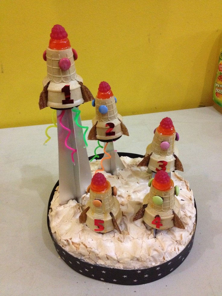 ... at the bottom moon base is a lemon meringue from the cheesecake shop