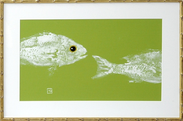 Susan O Donnell Fish Prints