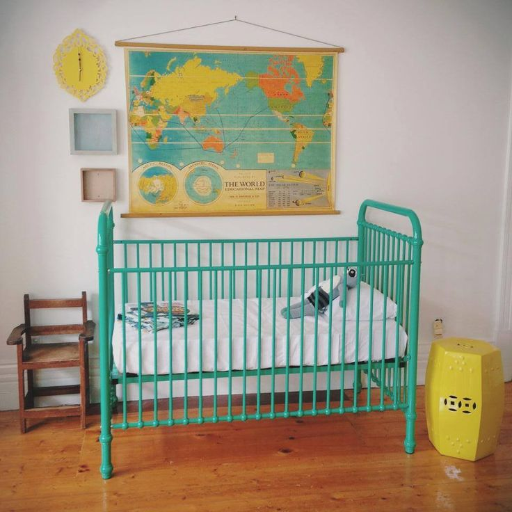 Vintage Baby Room Kids Room Pinterest
