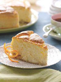 orange-almond ricotta cheesecake | Cheesecakes | Pinterest