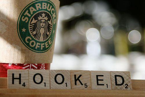 Hooked on Starbucks