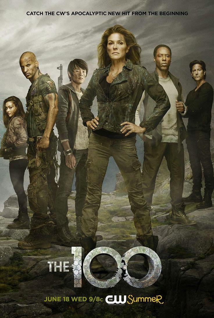 Les 100 Saison 2