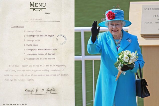 ... Your Family Like Royalty With Queen Elizabeth's Drop Scone Recipe