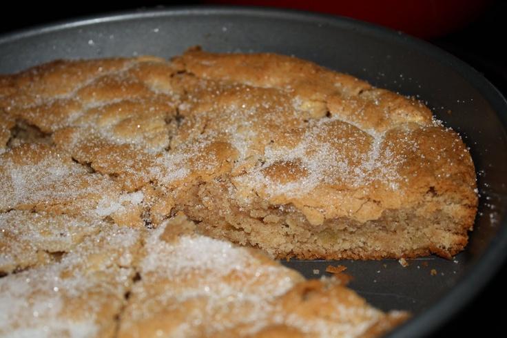 Apple Brownies | My apple pie addiction! | Pinterest
