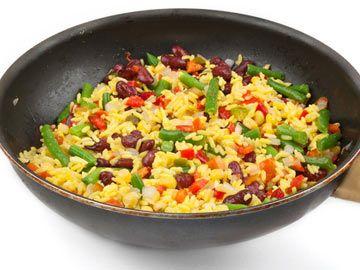 Confetti Rice | Diet.com Recipes | Pinterest