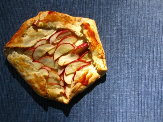 Apple, Goat Cheese, And Honey Tartlets Recipes — Dishmaps