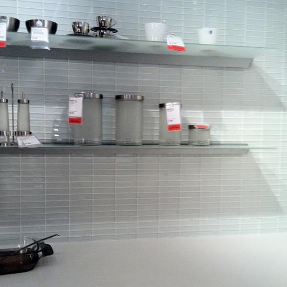 glass tile backsplash from ikea stuff i like pinterest hot ikea kitchen backsplash stylish island design