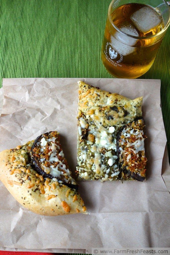 Eggplant Chips With Cilantro Pesto Recipes — Dishmaps