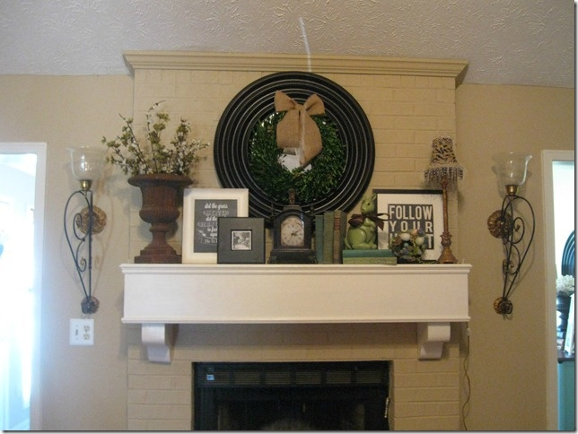 Gracious Southern Living blog - Mantle | It's A Southern Thang | Pint ...
