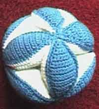 Free Crochet Patterns Baby Summer Hats : Baby Grab Ball Crochet: Toys Pinterest