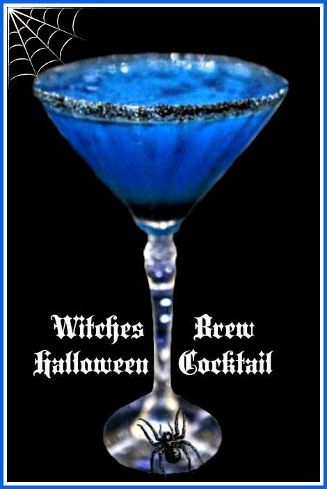 halloween cocktail recipes with vodka