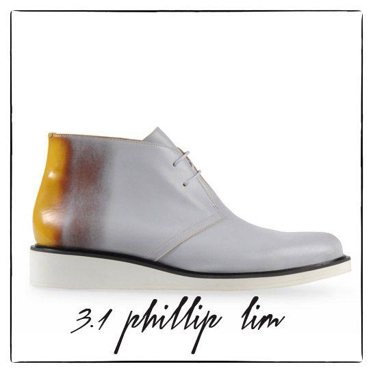 Phillip lim high top dress shoes