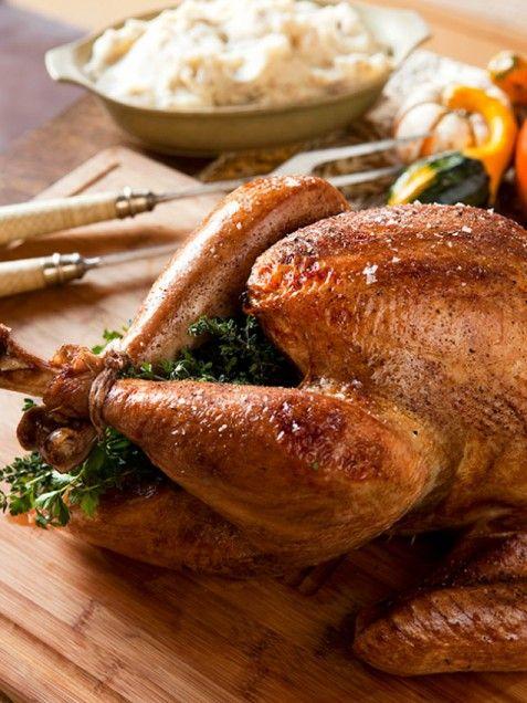 Roast Turkey 101 Here's a deliciously simple no-fail turkey recipe ...