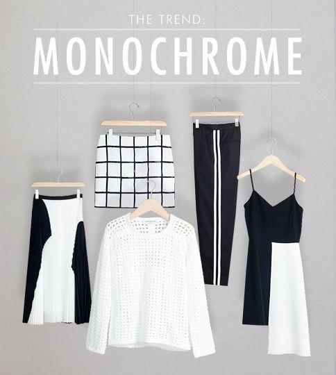 SS14 Monochrome Trend