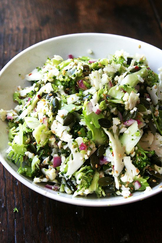& Pepita Salad - Mostly Raw, Vegan - Sweet and Savory. This salad ...