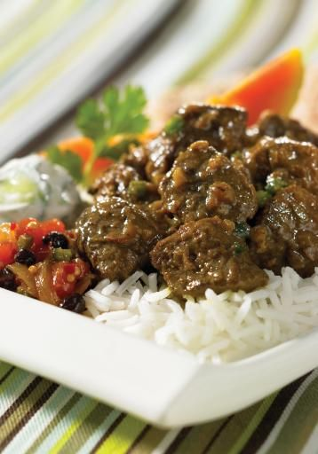 Sindhi Beef Curry | This simple curry is particularly delicious with a ...