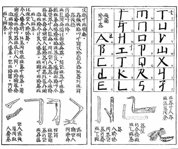 Xu bing square word calligraphy art pinterest