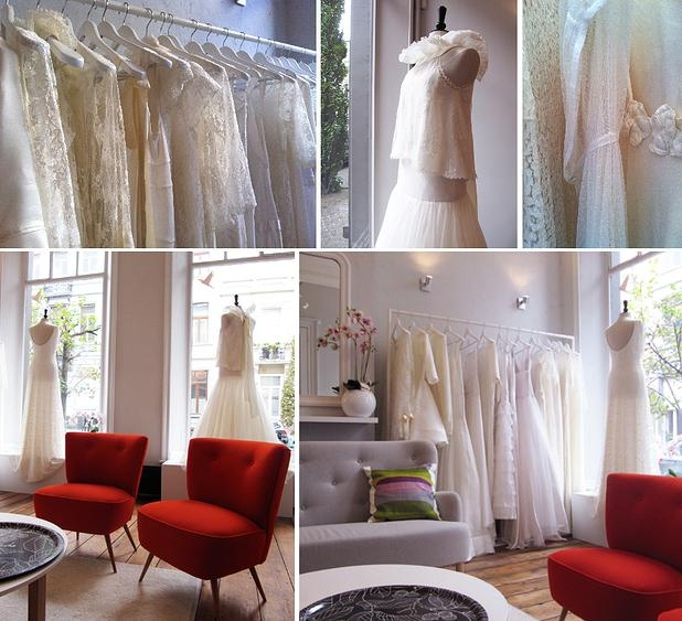 Robes de mariée Bruxelles  collection  bride fascinator veil & hats ...