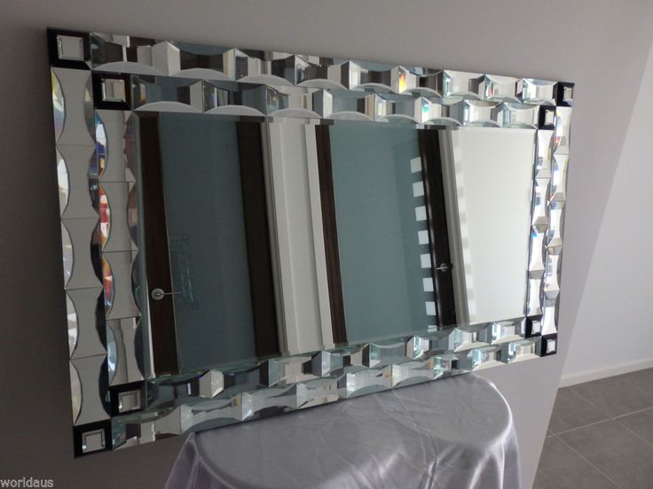 large modern wall mirrors - Large Designer Wall Mirrors