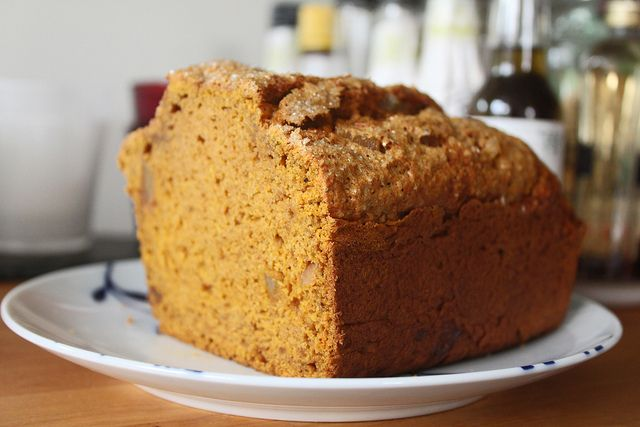 Brown Butter Spiced Pumpkin Bread | (Quick) Breads, Muffins, Biscuits ...