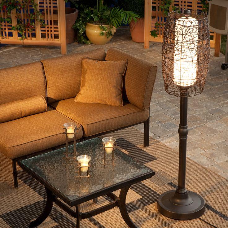 have to have it bristol outdoor patio floor lamp. Black Bedroom Furniture Sets. Home Design Ideas