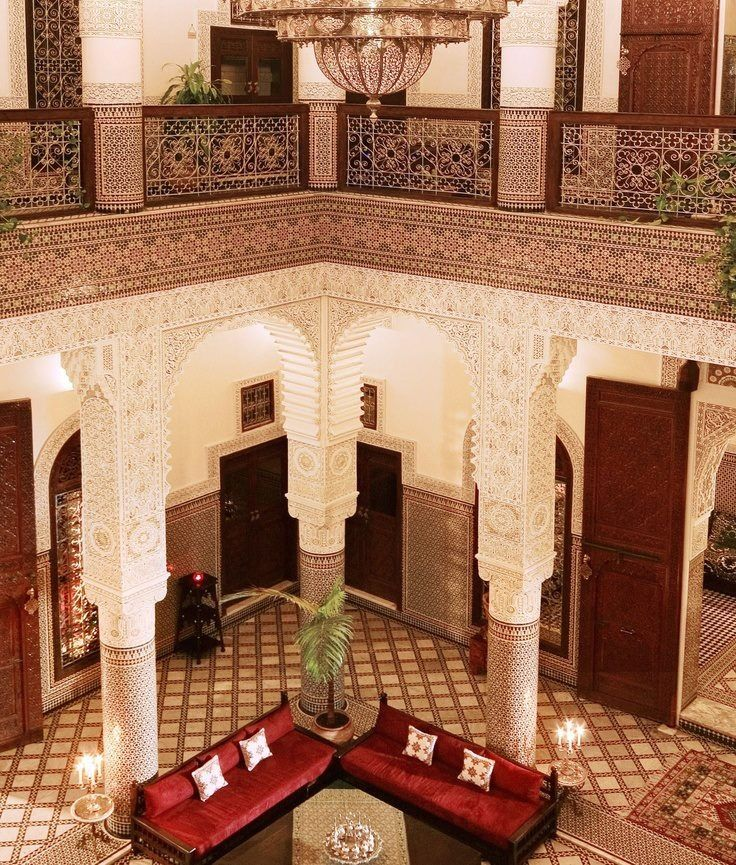 Moroccan Home Style Moroccan Pinterest