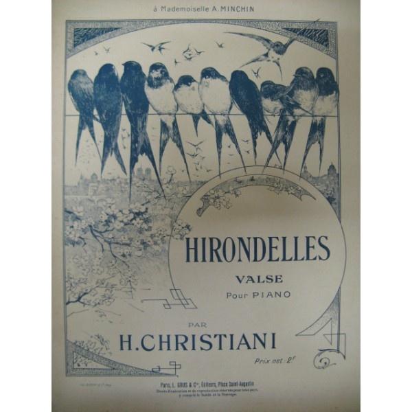 CHRISTIANI H. H...