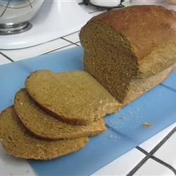 mac s shoe fly bread a bread with oats and molasses for your bread ...