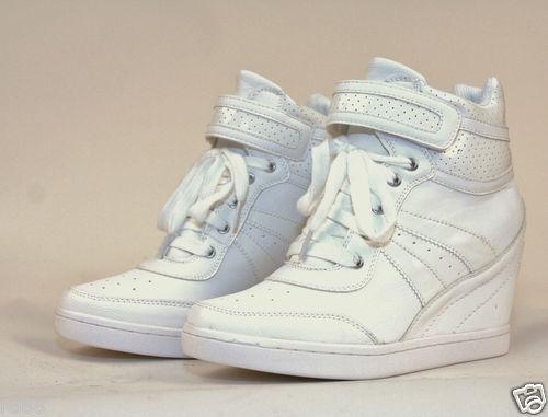 wedge high top sneakers heels tennis shoes